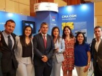 CMA CGM at International Banana Convention