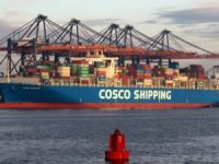 COSCO launches new Black Sea Med service