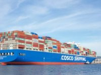COSCO starts new intra-Asian service