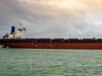 Eagle Bulk Welcomes Second of Six Ultramaxes to Its Fleet