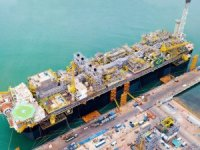 Sembcorp Marine's Brazil Shipyard Completes Its 1st FPSO