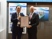 DSME Collects Ethylene Carrier Tank AIPs from DNV GL