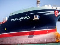 UK-Flagged Tanker Stena Impero Free to Leave, Iran Says