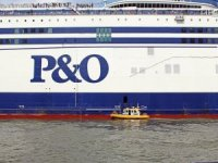 P&O Ferries Orders Next-Generation English Channel Ships