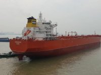 Klaveness Combination Carriers Welcomes Third CLEANBU Newbuild