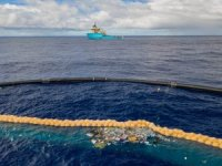 The Ocean Cleanup to Start Designing Its Next System