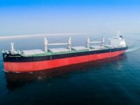 Bulk Carrier AFRICAN CARDINAL Delivered
