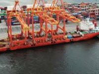 ICTSI's Manzanillo terminal receives new cranes