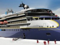 Keel Laid for Lindblad's 2nd Polar Expedition Cruise Ship