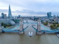 World's first hydrogen-powered seagoing vessel docks in London
