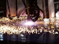 Fincantieri: First Steel Cut for Cunard's Next-Generation Cruise Ship