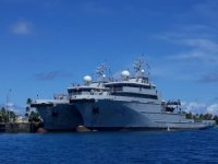FAPF/FANC vessels: Two brothers in arms in the Kingdom of Tuvalu