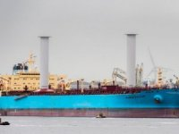 Norsepower Rotor Sails Achieve 8.2% of Fuel Savings on Maersk Pelican