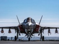 F-35 fully loaded for first time on HMS Queen Elizabeth