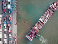 COSCO Shipping Ports' Volumes Rise, Profit Down