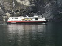 Hurtigruten Starts Biodiesel Tests