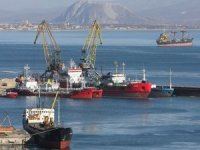 Russian Tanker Damaged by Deadly Gas Explosion Released