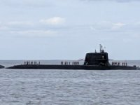 Kawasaki Launched The 12th & Final Sōryū-Class SSK JS Tōryū とうりゅう – 2nd Li-Ion Submarine For JMSDF