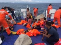 63 rescued after boat capsizes in waters off Cebu – PCG