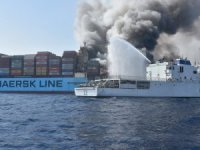 ABS Introduces Industry's 1st Guide to Tackle Containership Fire Issue