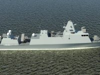 Israel Shipyards To Design New Reshef-Class Corvette For Israeli Navy