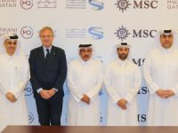 MSC Enters into Container Services Agreement with Mwani Qatar