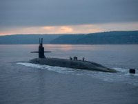 Another submarine officer busted for drugs