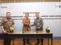 NYK, Pertamina Sign MoU for Energy Transportation