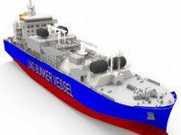 MOL, Total Pen Deal for 2nd LNG Bunker Vessel