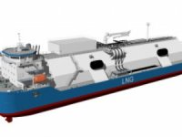 Bureau Veritas Grants AIP for 19,000 cbm LNG Bunkering Vessel Design