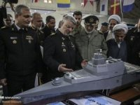 Iran has unveiled trimaran warship design Safineh guided missile destroyer project