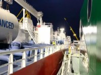 First SIMOPS LNG Bunkering Completed in Amsterdam