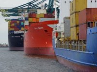 Shipping Resumed after Crane Collapse at Antwerp