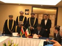 Iran, Oman ink agreement on maritime transport cooperation
