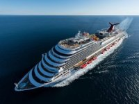 Carnival Cruise Line Names Newest Vista-Class Ship
