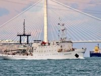 Russia's Donuzlav hydrographic vessel discovers four unknown zones in Red Sea