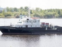 Russia's Navy to receive Mikhail Kazansky large hydrographic boat