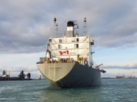 Crew Evacuated from Bulker after Engine Room Fire