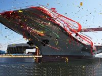 Chinese Navy takes delivery of second aircraft carrier