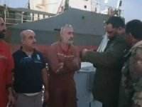 Eastern Libyan forces seize ship with a Turkish crew