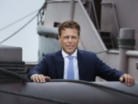 Arnout Damen to Take Over as CEO of Damen Shipyards Group
