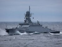 Russian Navy Project 21631 Buyan-M class missile corvette Ingushetia has completed state trials