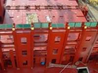 Cargo stowage reacts to container ship challenges