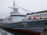 In 2019 the Baltic Fleet was replenished with ships and latest military equipment