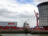 Mammoet, ALE Merger Creates Heavy Lift Giant