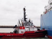 Zeebrugge tugboat complied with IMO 2020