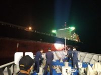 Injured Sailor Evacuated from COSCO Bulker off Philippines