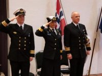 NATO's SNMCMG1 changes command