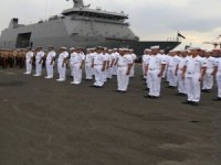 Philippine Navy deploys two ships to Middle East to repatriate Filipinos
