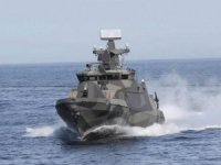 Finnish Navy receives 1st modernized Hamina-class missile boat